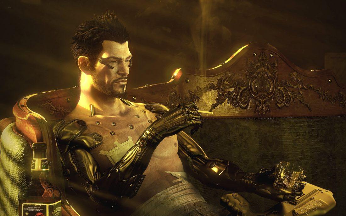 Deus Ex Human Revolution & The Missing Link - Header