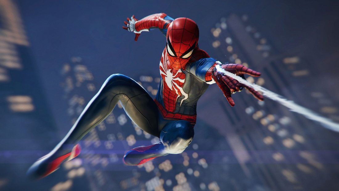 Spider-Man - Header