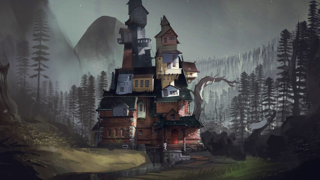 What Remains of Edith Finch - Review Header