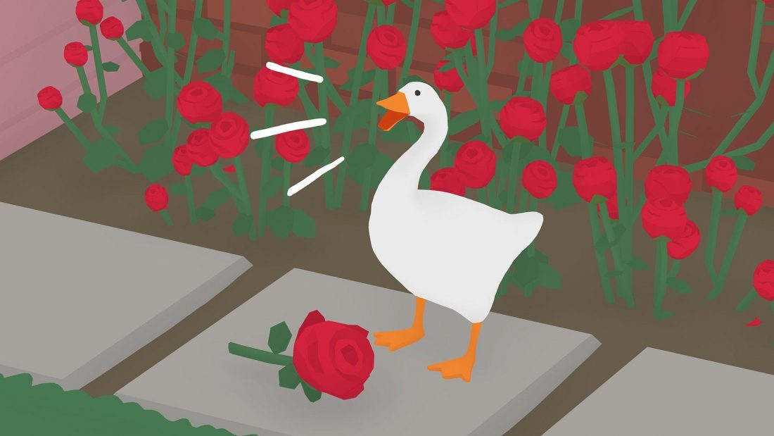 Untitled Goose Game - Review Header