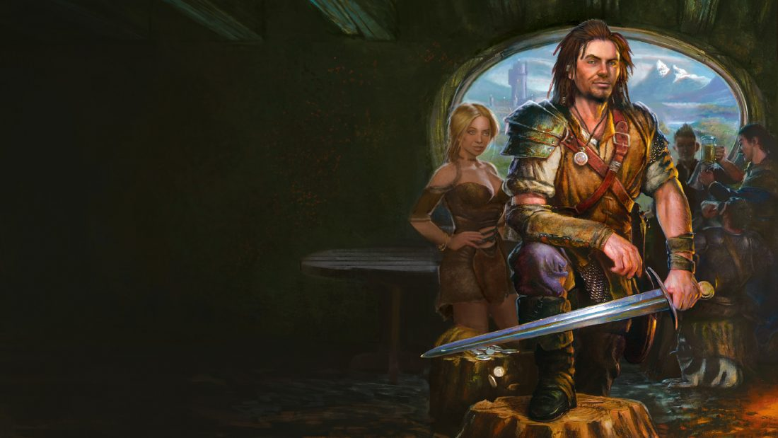 The Bards Tale Remastered and Resnarkled - Review Header