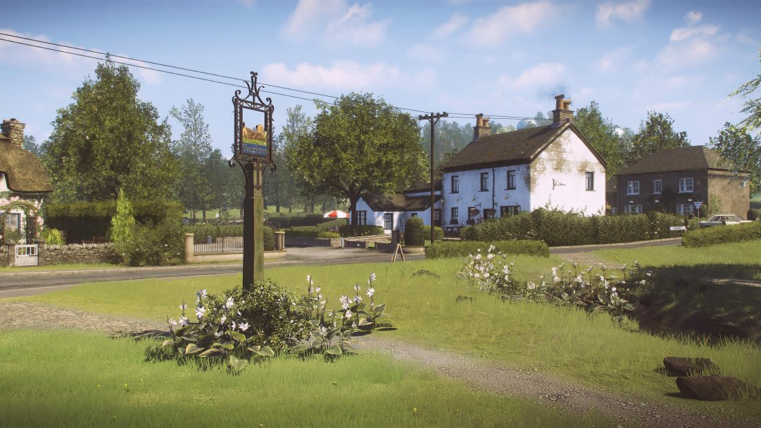 Everybody's Gone to the Rapture - Review Header