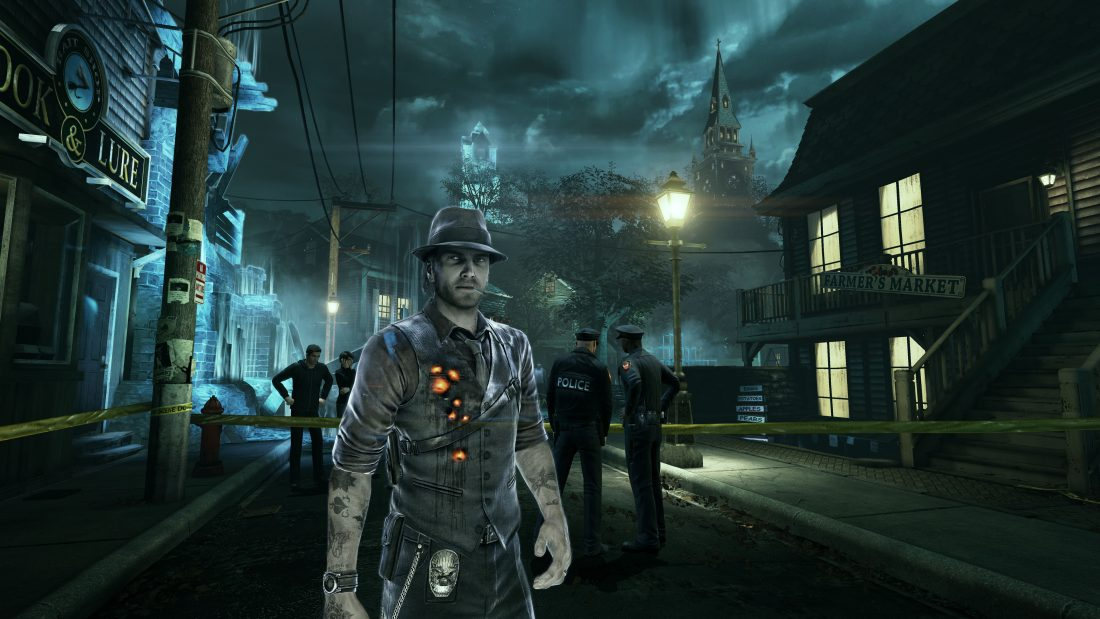 Murdered Soul Suspect - Review Header