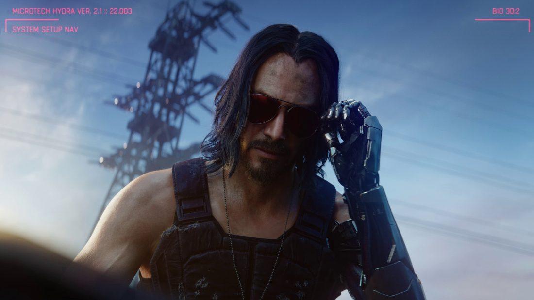 Cyberpunk 2077 - Review Header